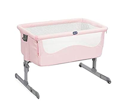 Chicco next2me cuna colecho French Rose