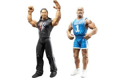 WWE Adrenaline Series 29 - MVP & Matt Hardy by WWE