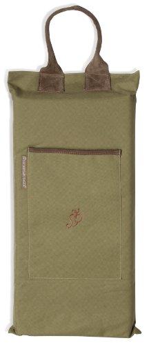 Cheap Esschert Design USA 5222 Secrets du Potager Garden Kneeling Pad, Olive Leaf Color