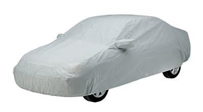 Covercraft Custom Fit Car Cover for Mercedes-Benz 380SL - Multibond Fabric (Gray)