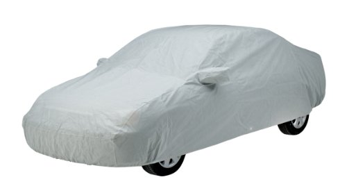Covercraft Custom Fit Car Cover for Volkswagen Rabbit - Multibond Block-It 200 Series Fabric, Gray (Volkswagen Block Rabbit Covercraft)