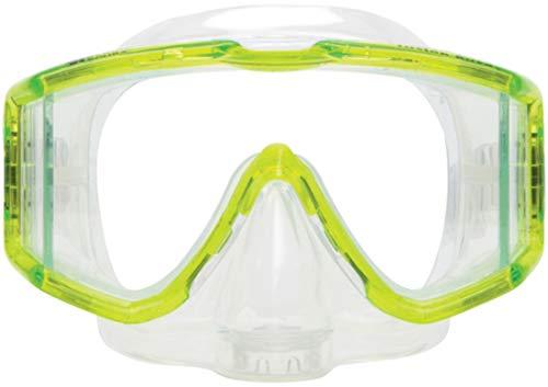 (XS Scuba Fusion Purge Mask, #MA150 - Yellow)