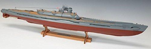 ■ ウッディージョー [351684] (1/144)伊400 日本特型潜水艦 木製模型 組立キット B01AT7N8RA