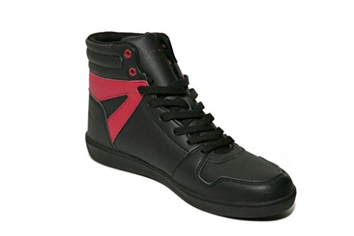 Sean John Montecristo Hi Top Black / Red