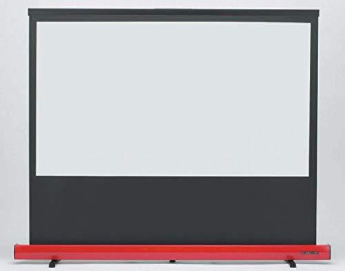 床置きスクリーン幕面 新型 80型ハイビジョンサイズ Wスノーホワイト B005HNVY2I Wスノーホワイト