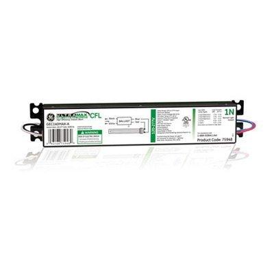 GE 75948 GEC140MAX-A CFL UltraMax? High Lumen Biax? Electronic Multivolt Instant Start Ballast