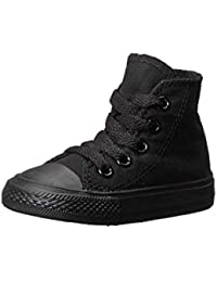 Chuck Taylor All Star SP HI Infants Shoes Black 7s121