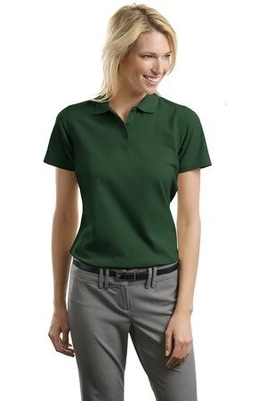 Port Authority Ladies Stain-Resistant Sport Shirt