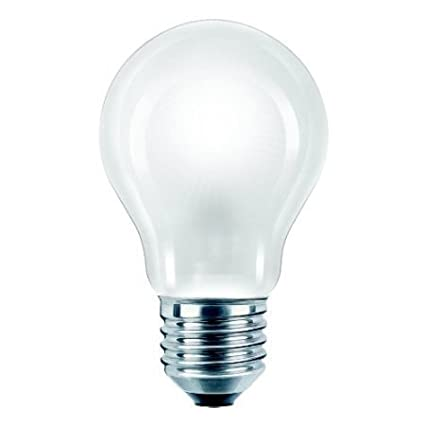 10 Candle Light Bulb 25W Opal Lamp E27 Edison Screw