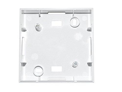 Timex kenable - Caja de enchufe Interruptor de luz Marco embellecedor blanco PWN 1/W de Jw 7724: Amazon.es: Iluminación