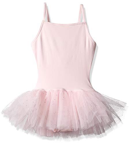 (Capezio Girls' Little Tutu Dress, Pink, Small )