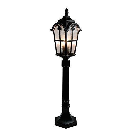 Pcqre Modern Rust-Proof Aluminum Landscape Light Villa Garden Lighting Street Lamp American Style Garden Decorative…