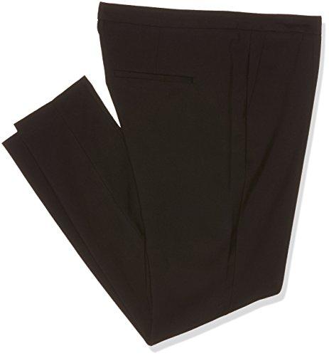 SELECTED FEMME Sfmuse Cropped Mw Pant Noos, Pantalones para Mujer Negro (Black)