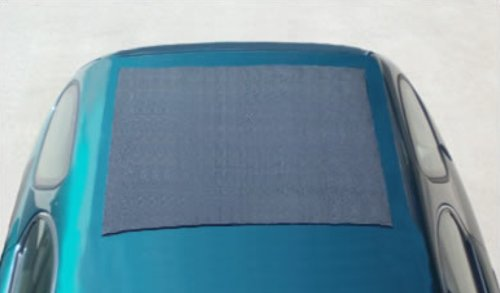 RoofBag Rooftop Cargo Carrier Protective Non-Slip Roof Mat ()
