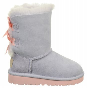 9104a73bac0 UGG Kids' Bailey Bow Boot Toddler/Preschool (Heathered Lilac 7.0 M)