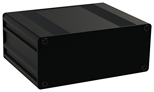 MULTICOMP MC002221 ENCLOSURE, HEAT SINK, ALUM, BLACK by Multicomp