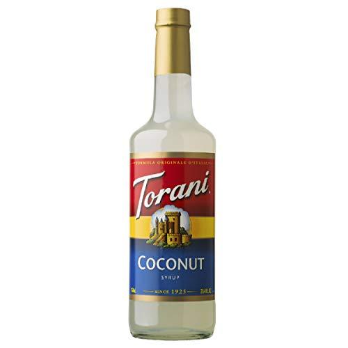 Torani Syrup Coconut 25.4