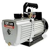 CPS Products VP2S Pro-Set Single Stage Vacuum Pump, 2 cfm, 10 Micron
