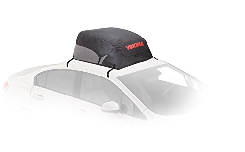 - Yakima - DryTop, Weather Resistant Storage Space for Vehicles with or without Roof Racks (adds 16 cubic feet of storage)
