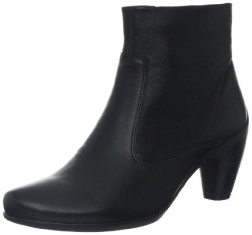 ECCO Women's Sculptured 65 Boot,Black,38 EU/7-7.5 M US
