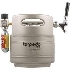 (The Torpedo Keg Portable Party Bomb - 5 Gallon)