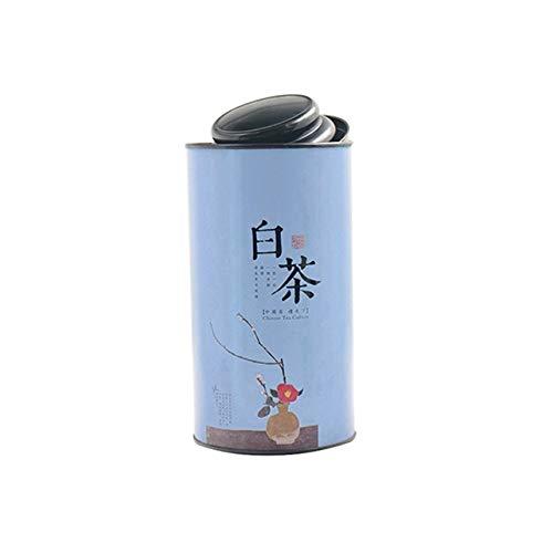 Cafetera café redondo caramelo lata lata sello de metal té lata de ...