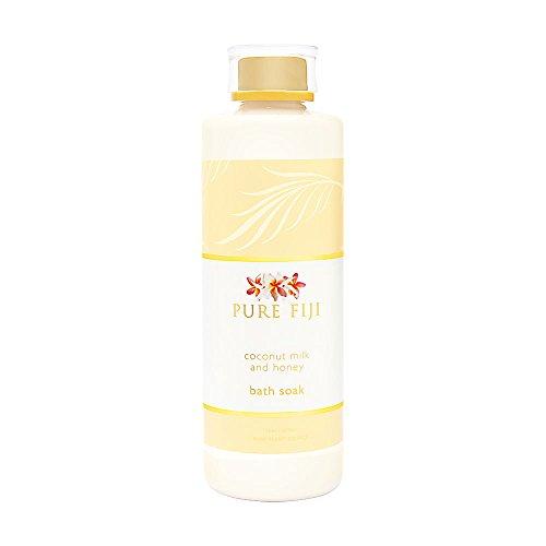(PURE FIJI Coconut Milk And Honey Bath Soak 16oz)