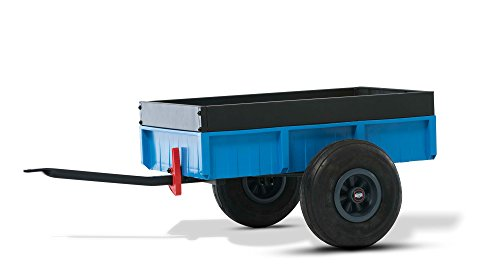 BERG Toys Steel Trailer - Suitable for all full size Pedal Karts.