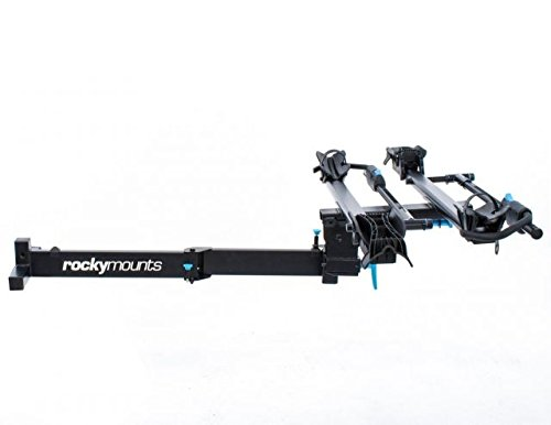 RockyMounts BackStage 2'' Receiver Swing Away Platform Hitch 2 Bicycle Rack, Black by RockyMounts (Image #7)