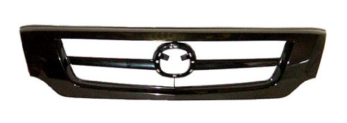 OE Replacement Mazda Pickup Grille Assembly (Partslink Number MA1200168)