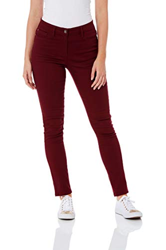 Slim Fit Jeans Berry Red