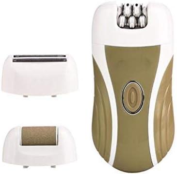 QXXNB Depiladora eléctrica Afeitadora para Mujer Depiladora ...