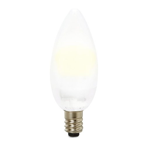 Viribright 74278 Benchmark II by 3.2W Non-Dimmable LED Light Bulb, Warm White