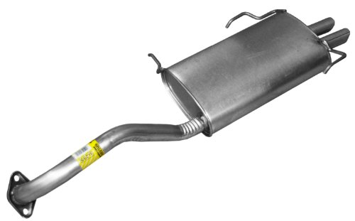 Infiniti I30 Exhaust Muffler - Walker 54295 Quiet-Flow Stainless Steel Muffler Assembly