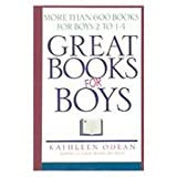 Great Books for Boys, Kathleen Odean, 0844671509