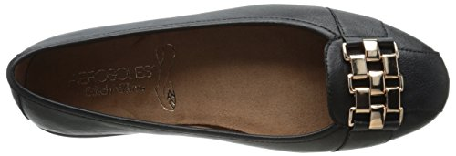 Aerosoles Womens Sure Ballet Plat Noir