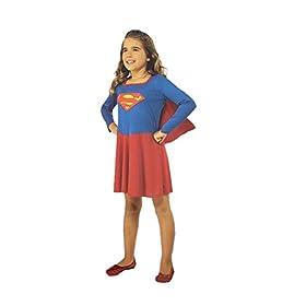 - 31g6IfcDvTL - DC Comics Supergirl Child Costume