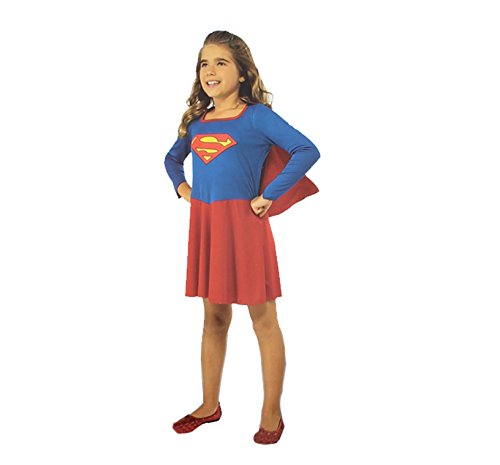 - 31g6IfcDvTL - DC Comics Supergirl Child Costume