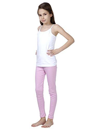 fae722e547b12b Jual CAOMP Girls'%100 Organic Cotton Leggings for School Play ...
