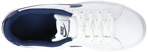 Nike 749747, Zapatillas para Hombre Varios colores (Blanco / Marino)