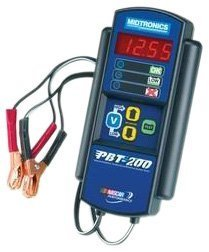 Midtronics PBT200  Battery Tester w Charging System Test by Midtronics