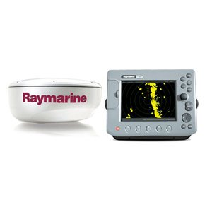 Raymarine C80 Radar Pack With 10m Cable: Amazon ca: Electronics