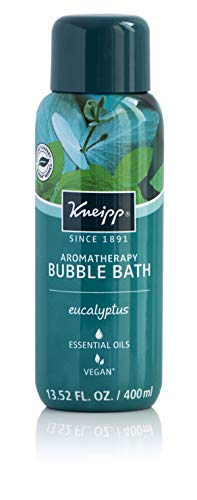Kneipp Eucalyptus Bubble Bath, 13.52 fl oz, with Aromatherapy
