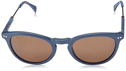 Tommy Mtruth Hilfiger 1198 Sonnenbrille Bleu TH S Brown Blu qWPfTcqzn