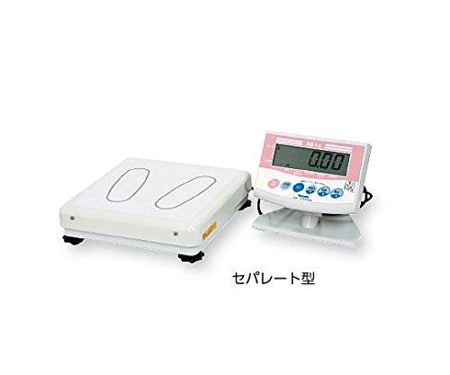 0-3406-24デジタル体重計[検定付]DP-7101PW-Sセパレート型   B07BDNXPC9