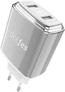 دوتفيس C01 محول الاتحاد الأوروبي القياسي للهواتف المحمولة