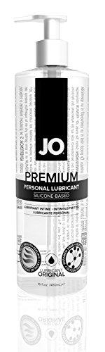- JO Premium Silicone Lubricant - Original (16 oz)