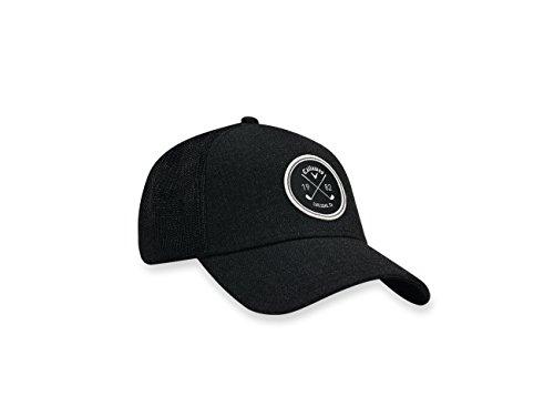 Callaway 2017 Trucker Hat, Black, One Size