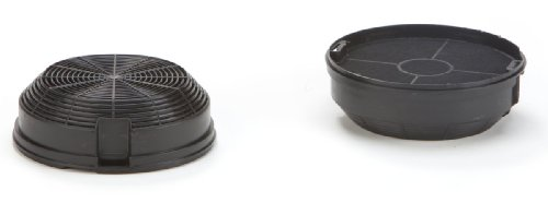 DREHFLEX® - Kohlefilter / Aktivkohlefilter - passend für Bauknecht-Whirlpool - Elica - AMC023 - passend für 481248048212 ersetzt 480122102341