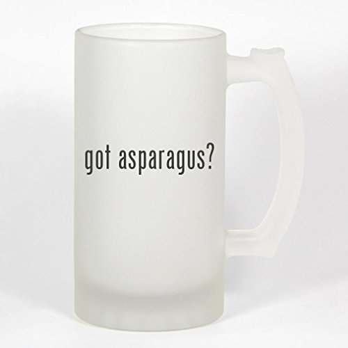 got asparagus? - 16oz Frosted Glass Stein